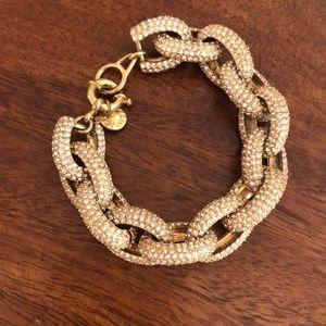 JCrew link bracelet